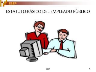 ESTATUTO B SICO DEL EMPLEADO P BLICO
