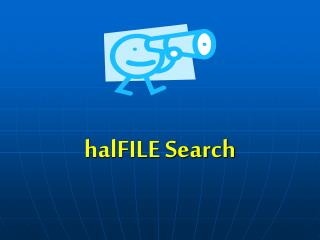 HalFILE Search
