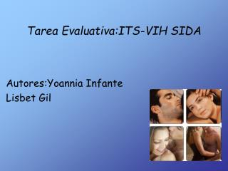 Tarea Evaluativa:ITS-VIH SIDA