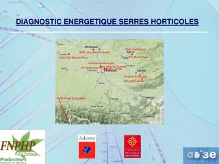 DIAGNOSTIC ENERGETIQUE SERRES HORTICOLES