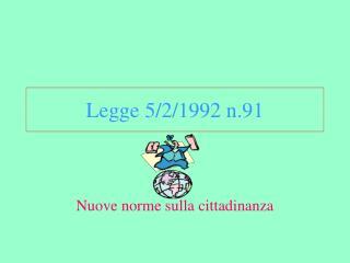 Legge 5