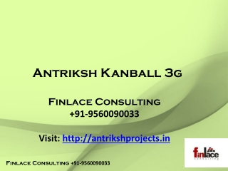 Antriksh Kanball 3g best rates at Finlace