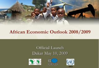 Official Launch Dakar May 10, 2009