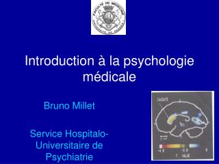 Introduction   la psychologie m dicale