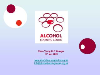 Alcohol Learning Centre
