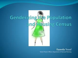 Generizing the Population and Housing Census