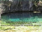 PENSAMIENTOS DE LA SIERVA DE DIOS  MADRE MERCEDES DE JES S,  MONJA CONCEPCIONISTA DE ALC ZAR DE SAN JUAN