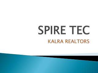 spire tech greater noida*9213098617*Assured return*921309861