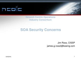 SOA Security Concerns