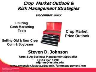 Crop Market  Price Outlook