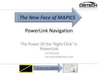 PowerLink Navigation