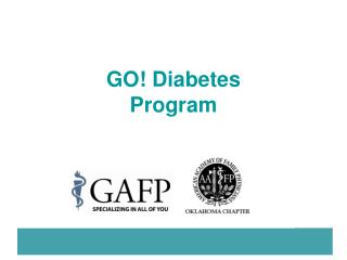GO Diabetes Program