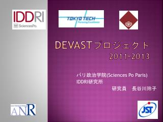 DEVAST 2011-2013