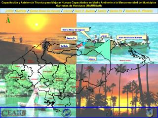 Capacitaci n y Asistencia T cnica para Mejorar Nuevas Capacidades en Medio Ambiente a la Mancomunidad de Municipios Gari