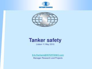 Tanker safety Lisbon 11 May 2010