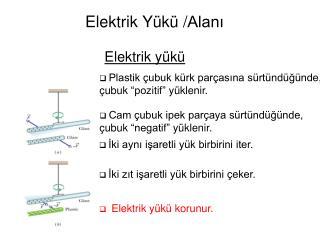 Elektrik Y k