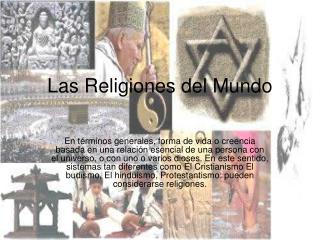 Las Religiones del Mundo