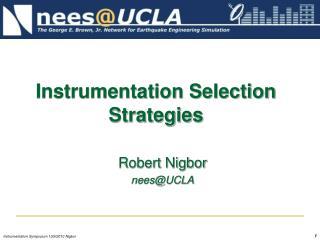 Instrumentation Symposium 10
