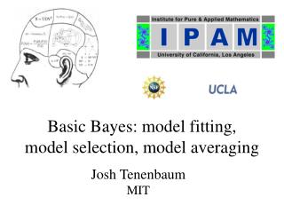 Basic Bayes: model fitting, model selection, model averaging