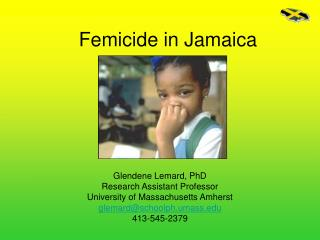 Femicide in Jamaica