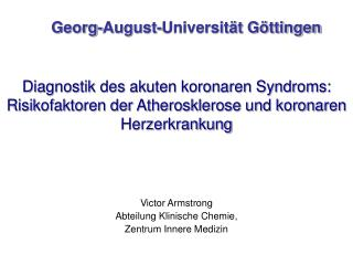 Georg-August-Universit t G ttingen