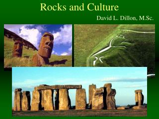 Rocks and Culture
