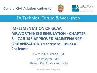 General Civil Aviation Authority