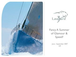 fancy a summer of glamour  speed