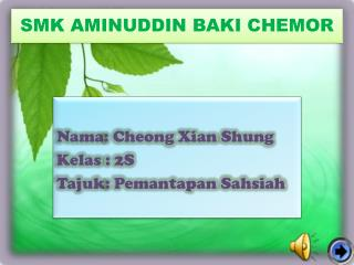 pertandingan power point tingkatan 1&2(cheong xian shung)
