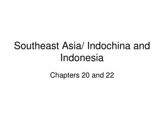 Chapter 1 Was there Singapore before 1819