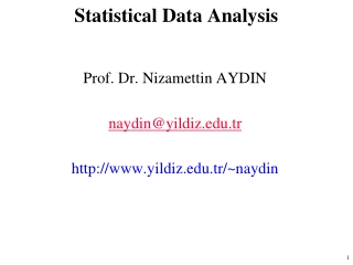 Statistical analysis of PET imaging data  from animal and human studies