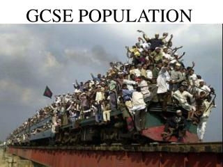 GCSE POPULATION