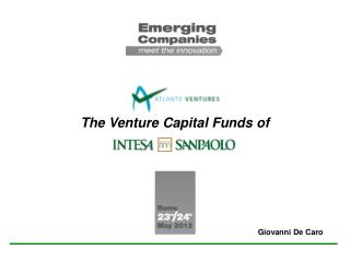 The Venture Capital Funds of