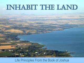 Inhabit the Land