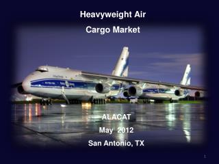 ALACAT May  2012 San Antonio, TX