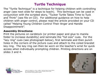 Turtle Technique