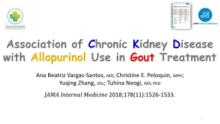 IMPROVING COMPLIANCE IN CKD PATIENTS