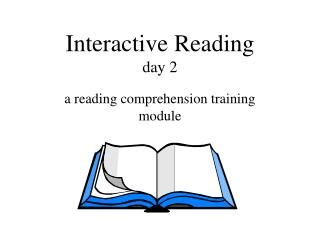 Interactive Reading day 2