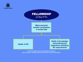 FELLOWSHIP CText FTI