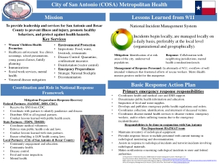 Community Engagement and Health Emergency Preparedness