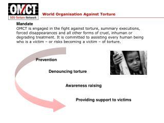 World Organisation Against Torture