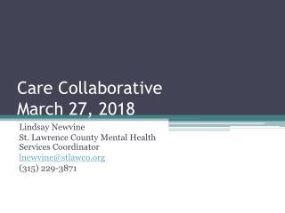 Community Mental Health Council, Inc. Wellness Center