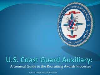 U.S. Coast Guard Auxiliary: