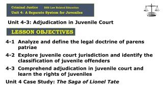UNIT 4:  Case Study
