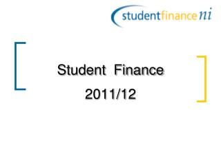 Student  Finance   2011