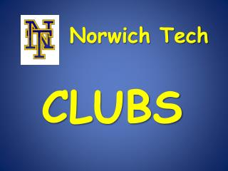 Norwich Tech