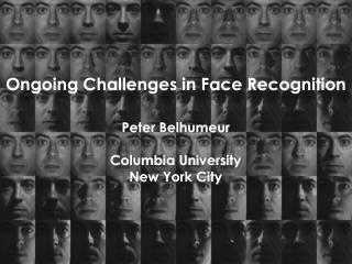 Ongoing Challenges in Face Recognition