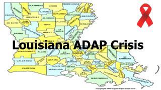 Louisiana ADAP Crisis