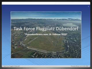 Task Force Flugplatz D bendorf