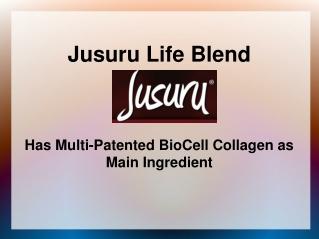 Jusuru Life Blend